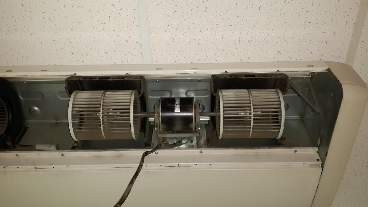Вентиляторы потолочного кондиционера